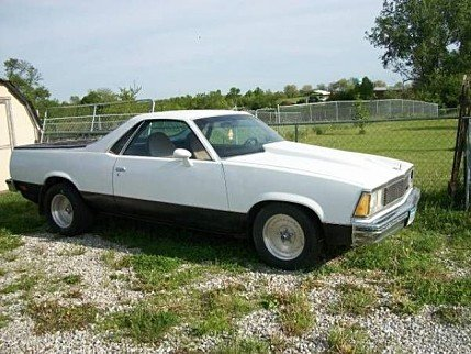1978 Chevrolet El Camino for sale 100829305