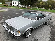 1978 Chevrolet El Camino for sale 100907760