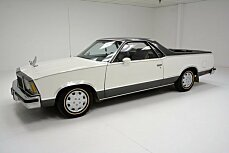 1978 Chevrolet El Camino for sale 100960669