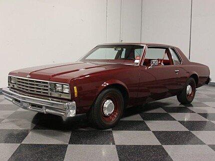 1978 Chevrolet Impala for sale 100019615