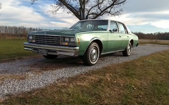 1978 Chevrolet Impala Sedan for sale 100931003