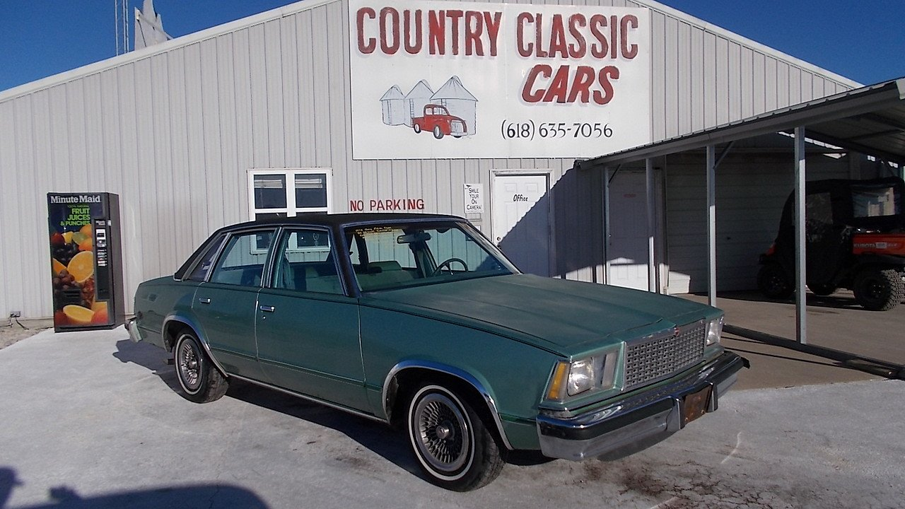 1978 Chevrolet Malibu for sale 100839292