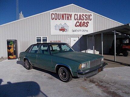 1978 Chevrolet Malibu for sale 100839292