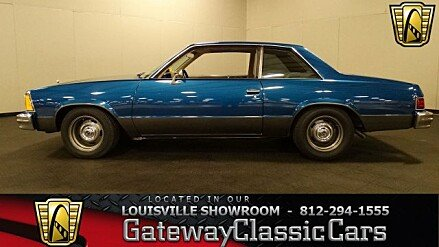 1978 Chevrolet Malibu for sale 100934379