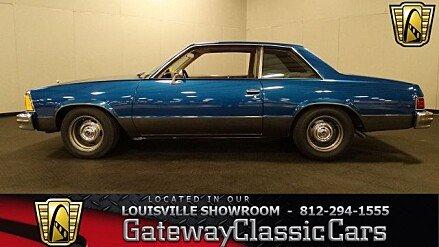 1978 Chevrolet Malibu for sale 100950544