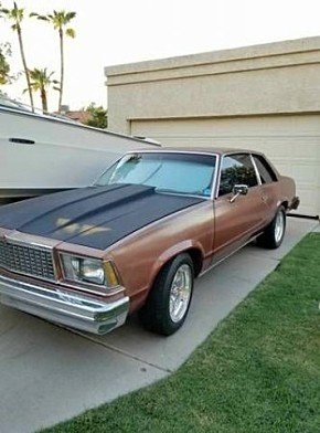 1978 Chevrolet Malibu for sale 100966622