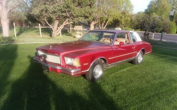 1978 Chevrolet Monte Carlo LS for sale 100981393