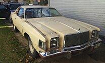 1978 Chrysler Cordoba for sale 100834468