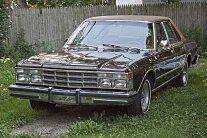 1978 Chrysler LeBaron Medallion Sedan for sale 101017708