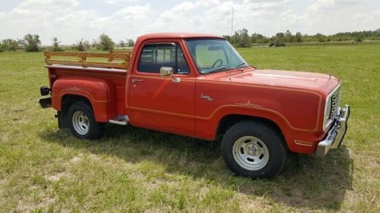 1978 Dodge D/W Truck for sale 100871392