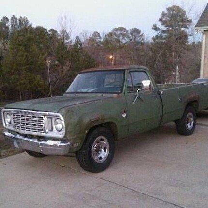 1978 Dodge D/W Truck Clics for Sale - Clics on Autotrader