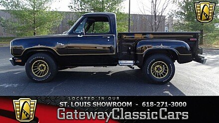 1978 Dodge D/W Truck for sale 100933781