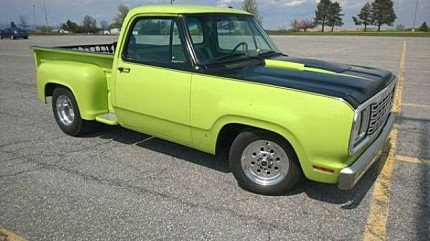 1978 Dodge D/W Truck for sale 100957612