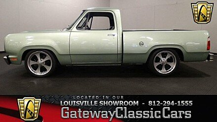 1978 Dodge D/W Truck for sale 100989868