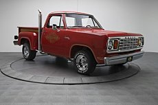 1978 Dodge Li'l Red Express for sale 100794369