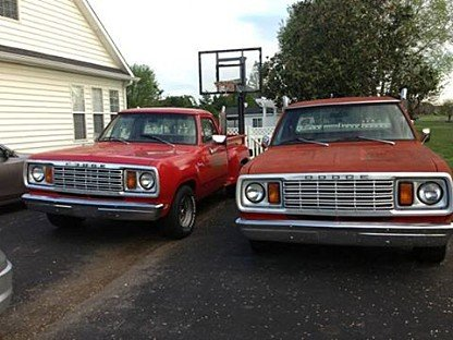 1978 Dodge Li'l Red Express for sale 100838333