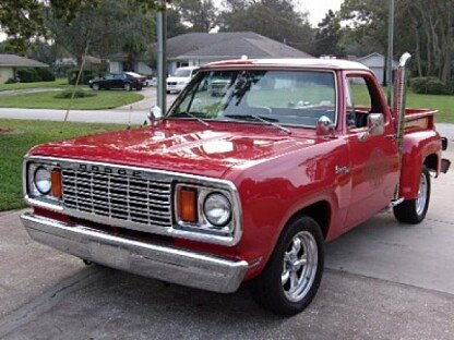1978 Dodge Li'l Red Express for sale 100922248