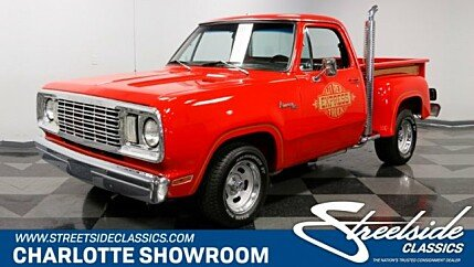 1978 Dodge Li'l Red Express for sale 100979730