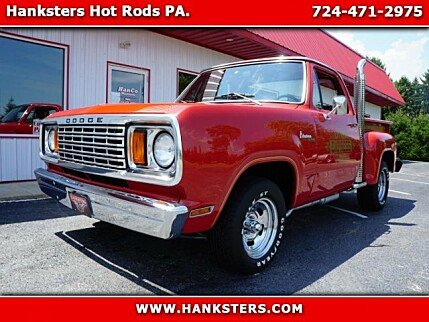 1978 Dodge Li'l Red Express for sale 101006655