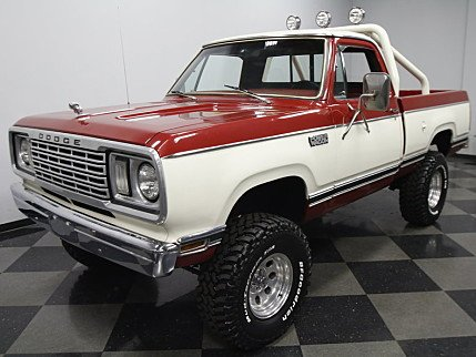 1978 Dodge Power Wagon for sale 100782789