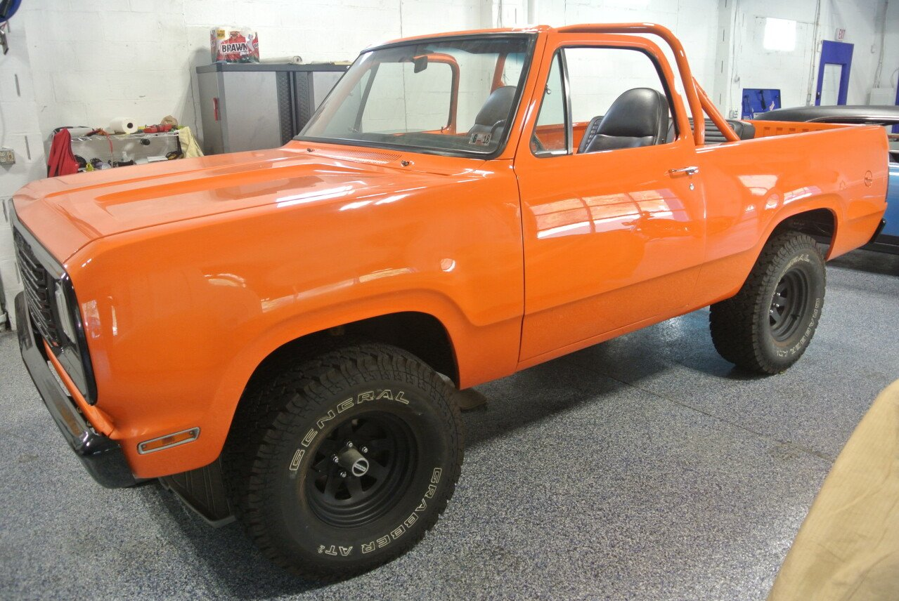 nice ramcharger for sale dodge