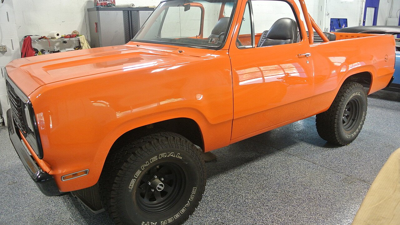 Dodge Ramcharger Classics for Sale - Classics on Autotrader