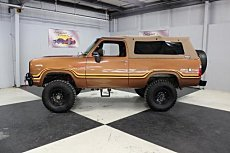 1978 Dodge Ramcharger for sale 100911025