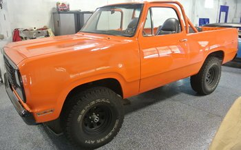 1978 Dodge Ramcharger for sale 100915419