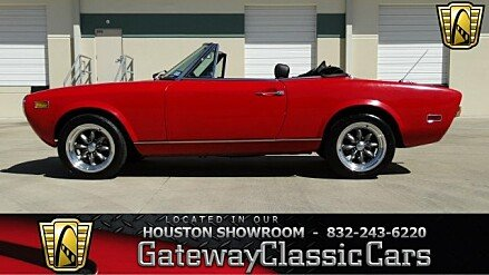 1978 FIAT Spider for sale 100752052