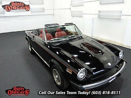 1978 FIAT Spider for sale 100795316