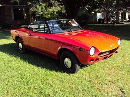 1978 FIAT Spider for sale 100829375