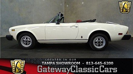 1978 FIAT Spider for sale 100867757