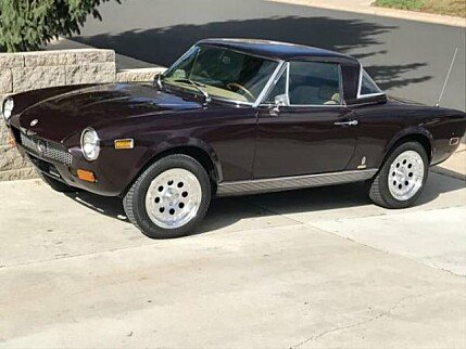 1978 FIAT Spider for sale 100874721