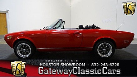 1978 FIAT Spider for sale 100899341