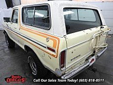 1978 Ford Bronco for sale 100731494