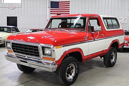 classic ford broncos for sale classics on autotrader. Cars Review. Best American Auto & Cars Review