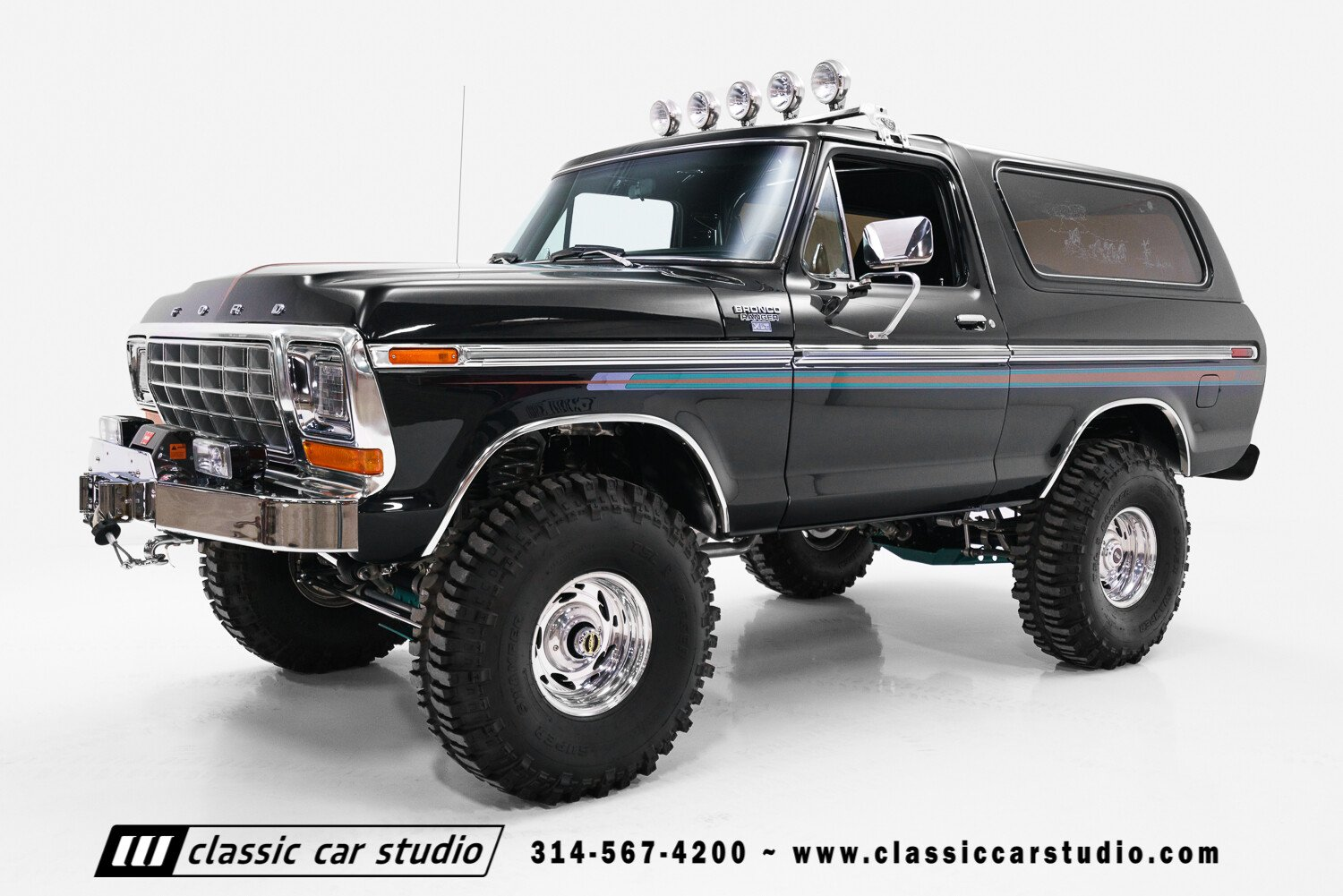1978 Ford Bronco for sale 100856464 & Ford Bronco Classics for Sale - Classics on Autotrader markmcfarlin.com