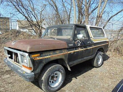 1978 Ford Bronco for sale 100829324
