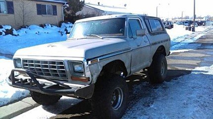 1978 Ford Bronco for sale 100829629