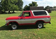 1978 Ford Bronco for sale 100926634