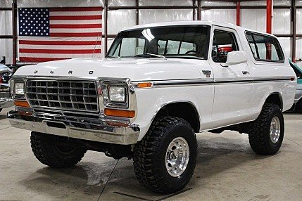 1978 Ford Bronco for sale 100967548