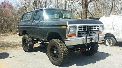 1978 Ford Bronco for sale 100978630