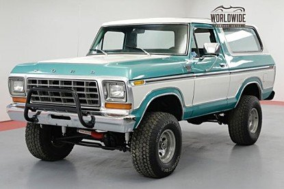 1978 Ford Bronco for sale 100991063