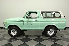 1978 Ford Bronco for sale 100993300