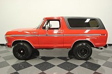 1978 Ford Bronco for sale 101003307