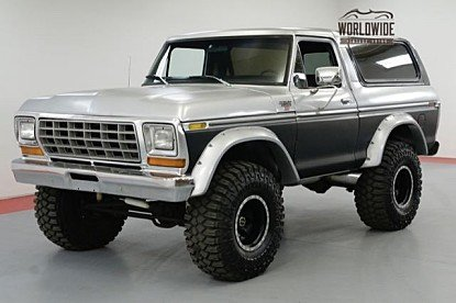 1978 Ford Bronco for sale 101009656