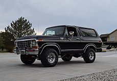 1978 Ford Bronco for sale 101024605