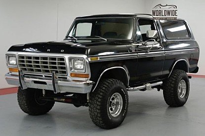 1978 Ford Bronco for sale 101047463