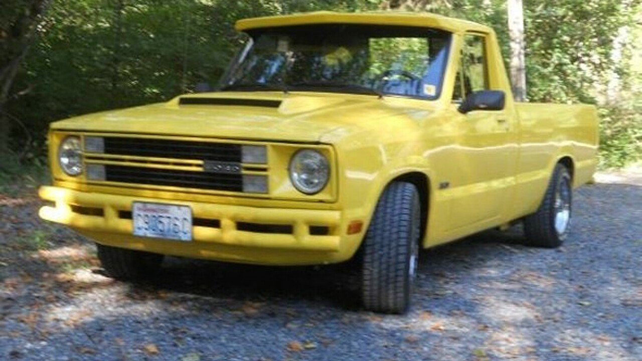 1978 Ford Courier for sale 100905607