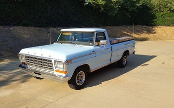 1978 Ford F100 2WD Regular Cab for sale 100891504
